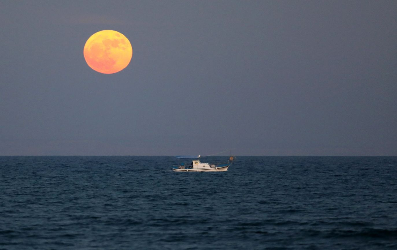 Cypr (fot. PAP/ EPA/KATIA CHRISTODOULOU)