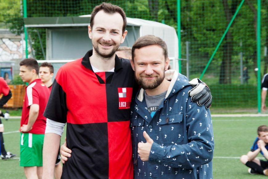 XI Turniej Piłkarski Biura Reklamy TVP