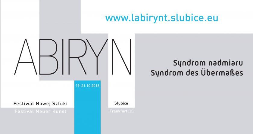 Festiwal Nowej Sztuki lAbiRynT