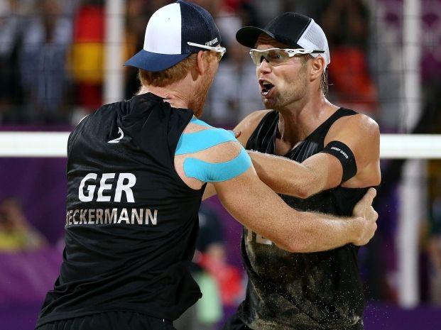 Zwycięzcy turnieju olimpijskiego w Londynie (fot. Getty Images)