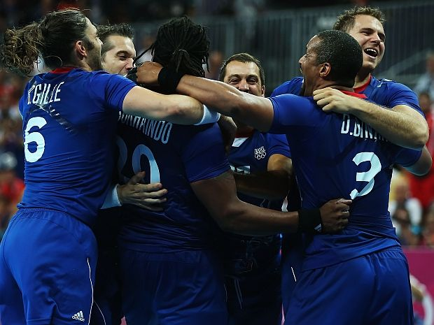 Francuzi znów są mistrzami olimpijskimi (fot. Getty Images)