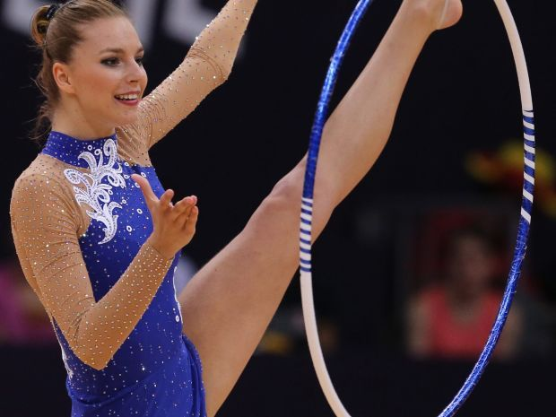 Mitrosz pozostała w walce o medale (fot. PAP/EPA)