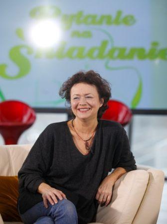 Joanna Szczepkowska (fot.Agencja Forum)