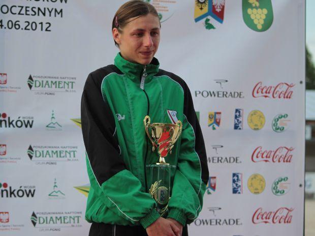 Gawlikowska może wrócić z Londynu z medalem (fot.pentathlon.org.pl)