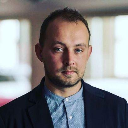 Adam Olaf Gibowski (fot. M. Forecki)