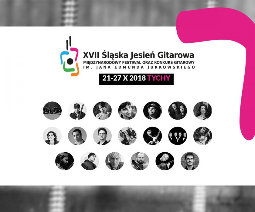 XVII Śląska Jesień Gitarowa