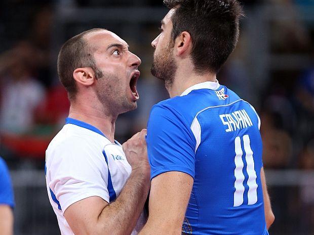 Włosi po raz trzeci w historii stanęli na najniższym stopniu olimpijskiego podium (fot. Getty Images)