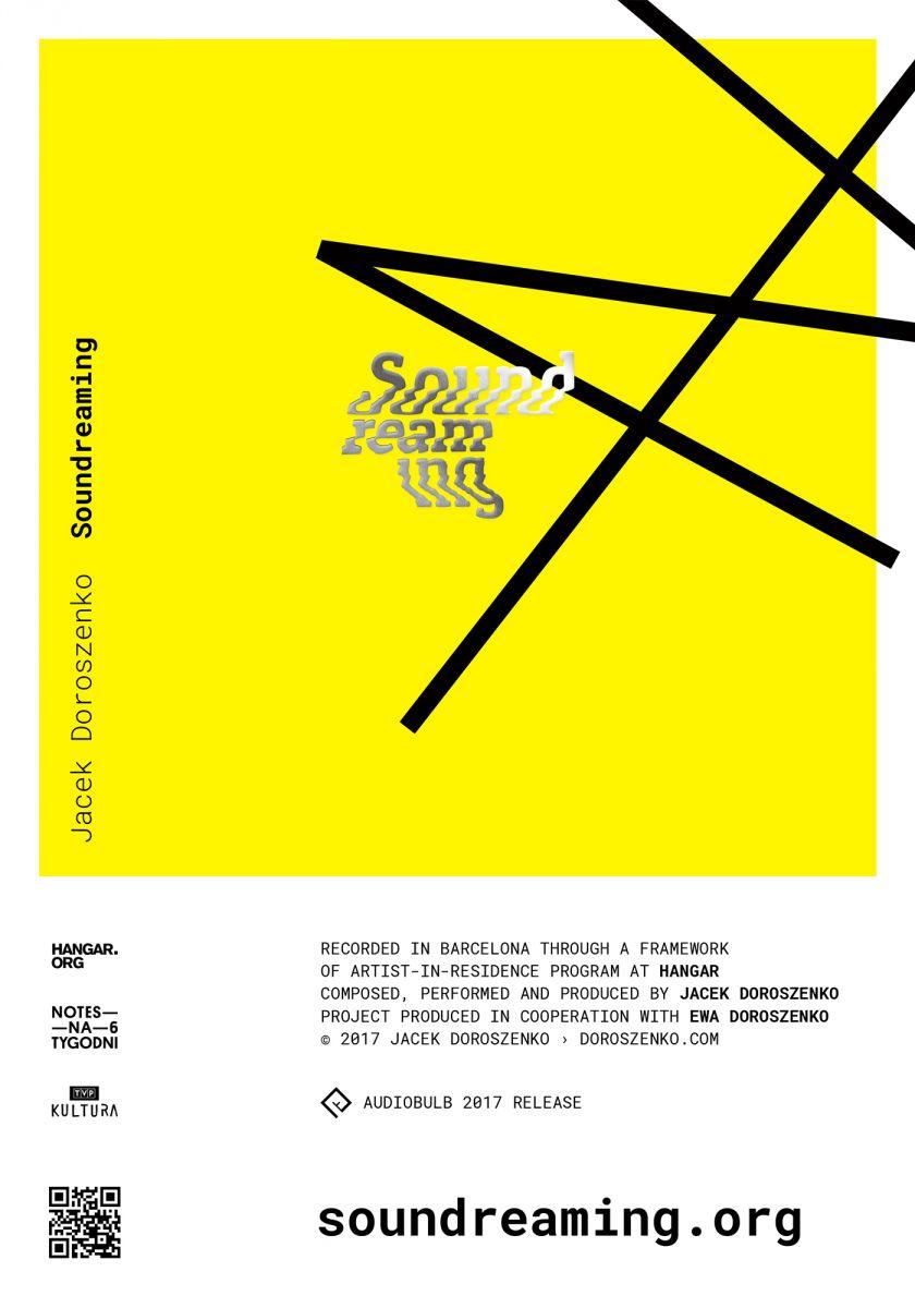 Jacek Doroszenko – Soundreaming