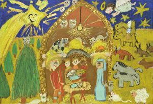choinki-jedynki-2015-praca-natalii-metner-9-lat
