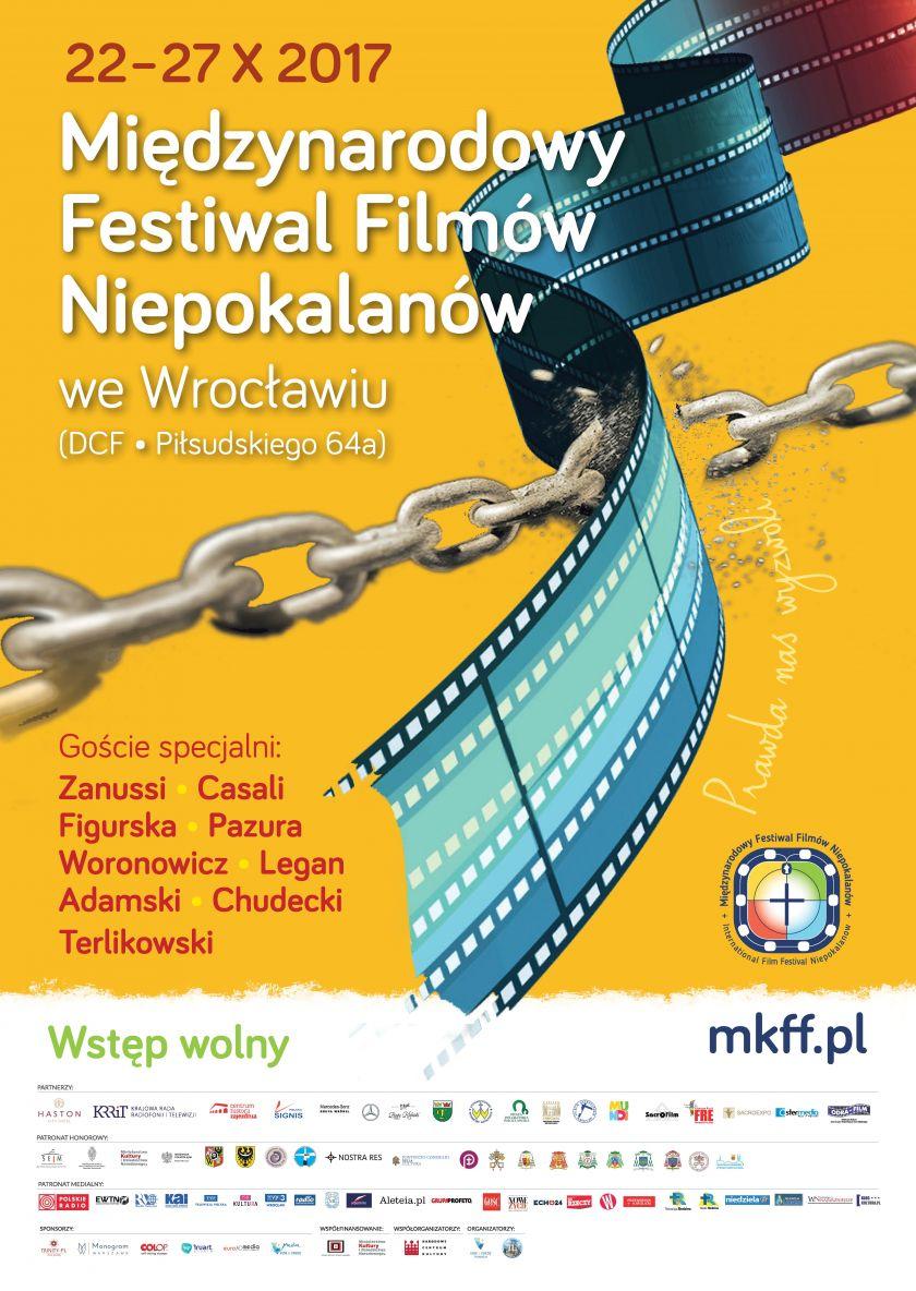 MIĘDZYNARODOWY FESTIWAL FILMÓW NIEPOKALANÓW