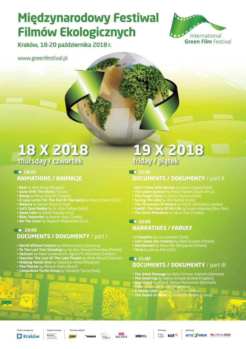 Międzynarodowy Festiwal Filmów Ekologicznych
