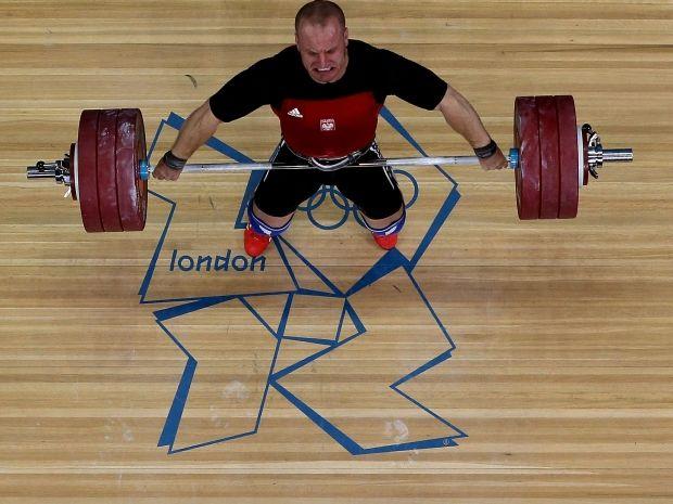 Marcin Dołęga pozbierał się po klęsce na igrzyskach (fot. Getty Images)