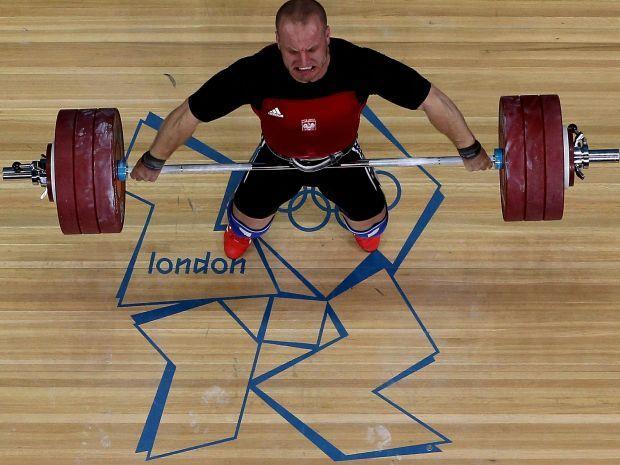 Dołęga był faworytem do medalu (fot. Getty Images)