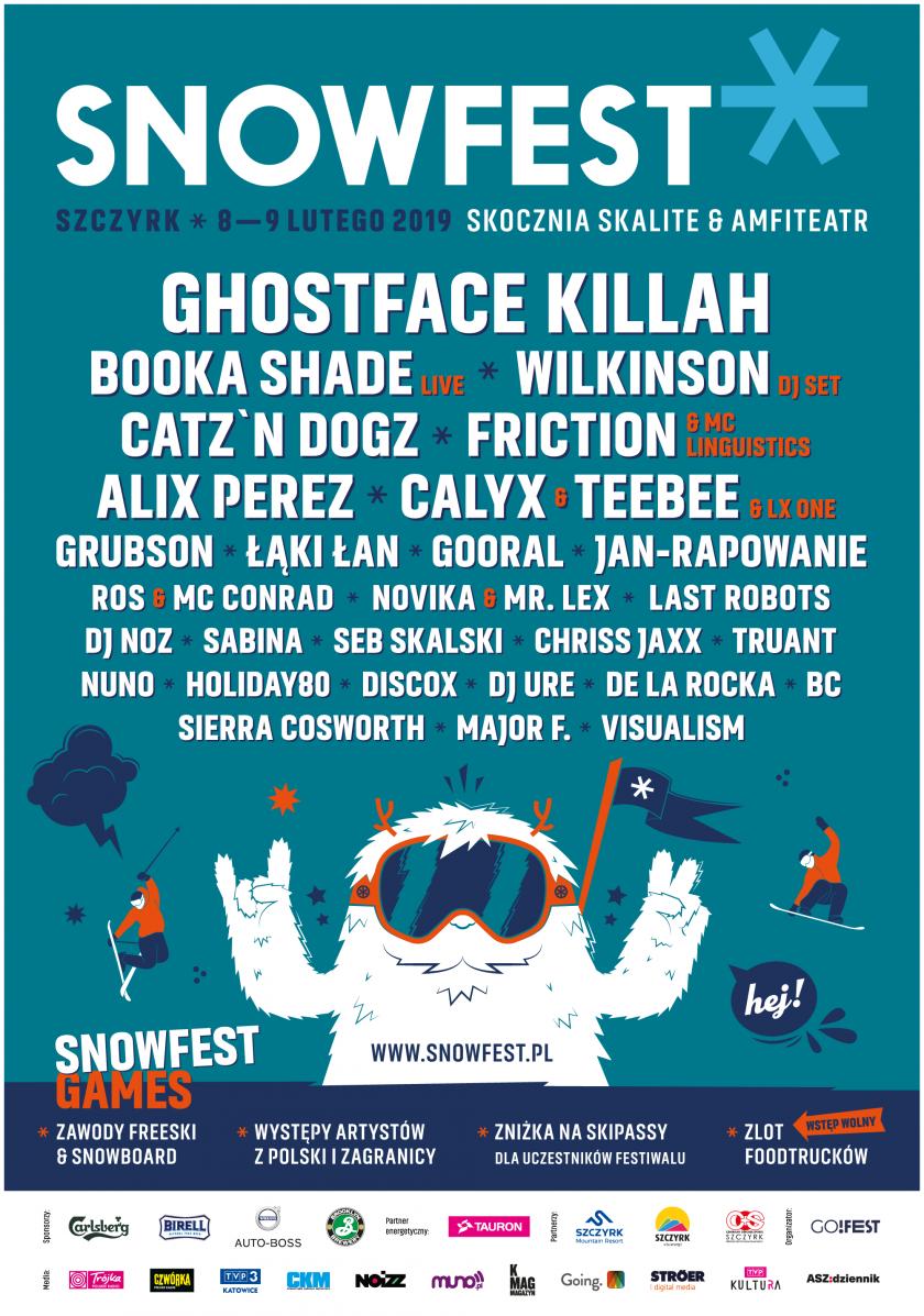 SnowFest 2019 – Szczyrk, 8-9 lutego 2019
