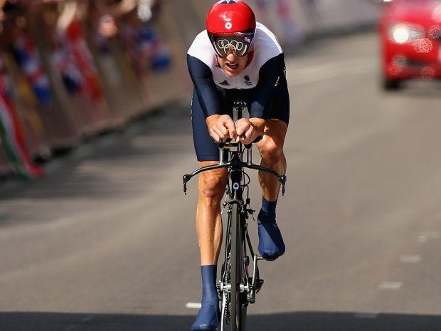 Bradley Wiggins stał się idolem Brytyjczyków (fot. Getty Images)