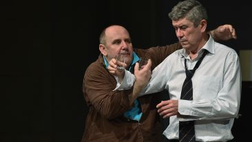 Scena ze spektaklu (fot. I. Sobieszczuk)