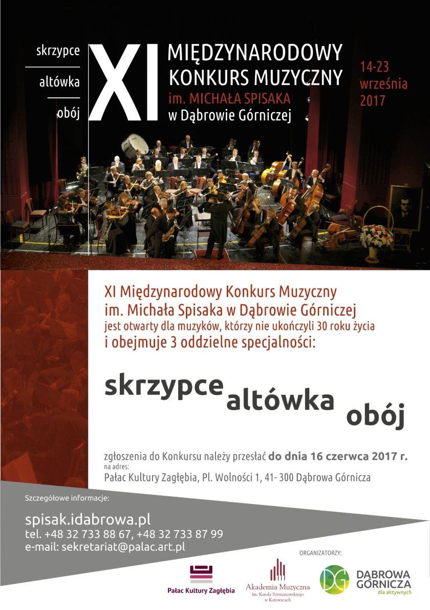 Międzynarodowy Konkurs Muzyczny im. Michała Spisaka