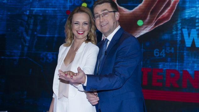 Wielki Test O Internecie Poprowadzili Paulina Chylewska I Maciej Orlos Fot J Bogacz