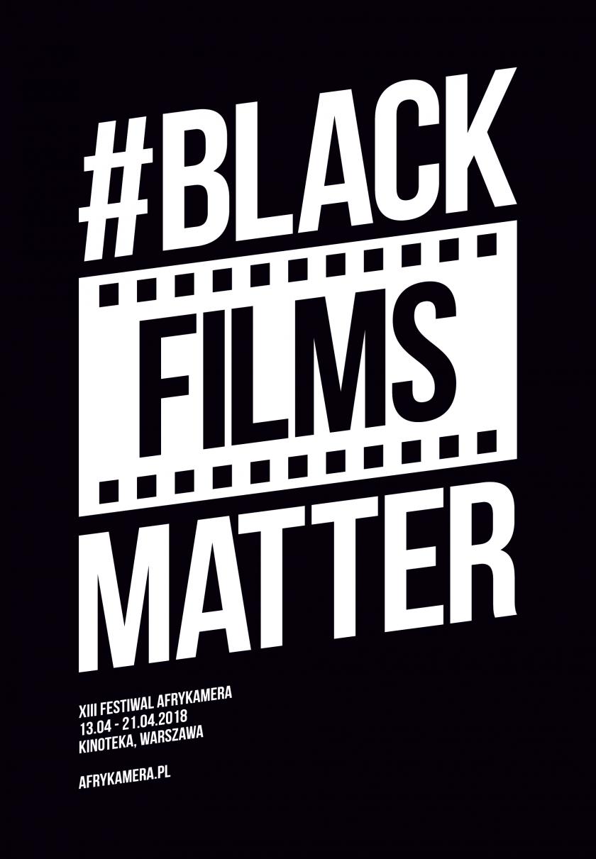 13. Festiwal Filmów Afrykańskich AfryKamera