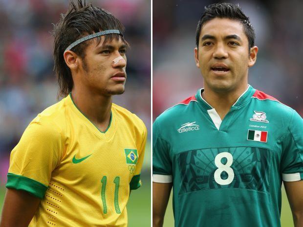 Brazylia i Meksyk mają szansę na pierwsze olimpijskie złoto w piłce nożnej (fot. Getty Images)