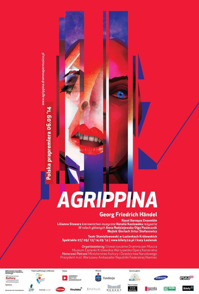 Opera Agrippina Gf Händla Po Raz Pierwszy Na Polskiej