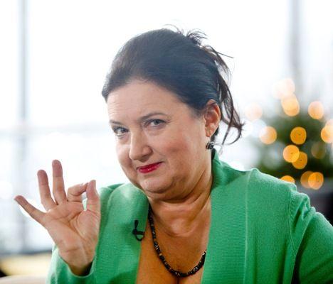 Katarzyna Lengren (fot.Agencja Forum)