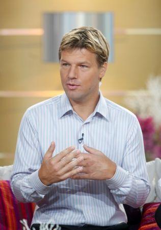 Surfer Wojciech Brzozowski (fot.Agencja Forum)