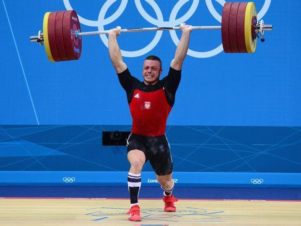 Adrian Zieliński nie zawiódł w Londynie i zdobył złoto (fot. Getty Images)