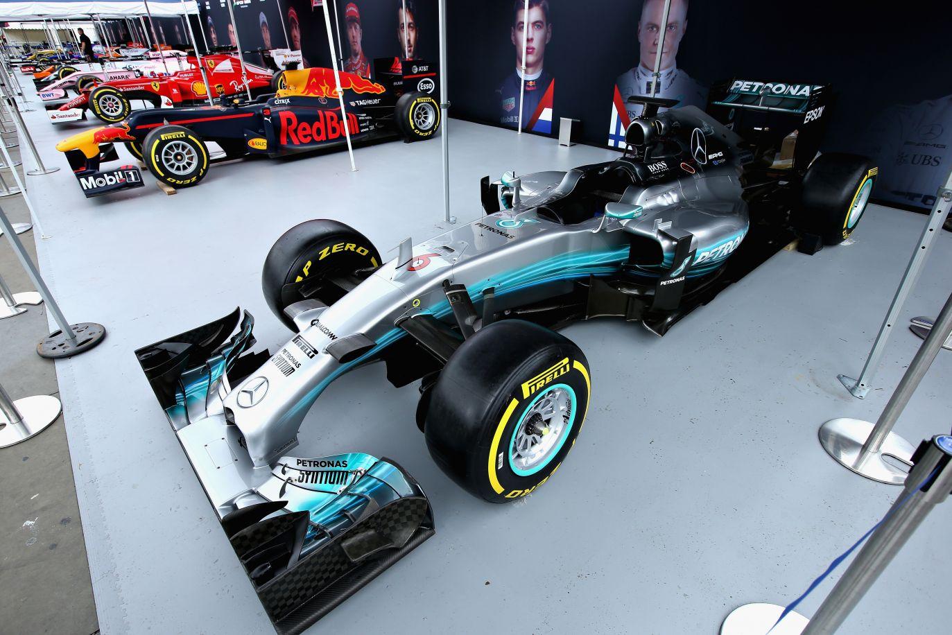 (fot. Charles Coates/Getty Images for Formula 1)