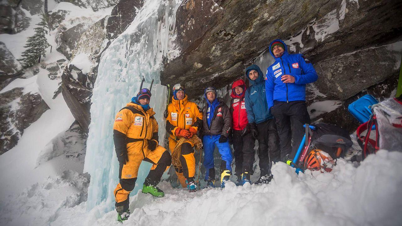 Ostatnie tygodnie przed wyprawą to wzmożone treningi – dla naszych lodowych wojowników to również sprawdziany kondycyjne na najwyższym poziomie. (fot. Materiały prasowe)