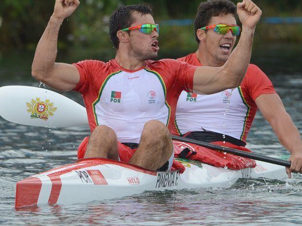 Druzyna trenowana przez Ryszarda Hoppe zdobyła jedyny medal dla Portugalii (fot. Getty Images)