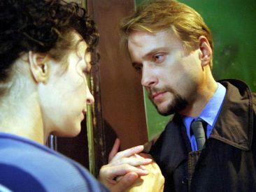 Danuta Stenka i Artur Żmijewski (fot. TVP)
