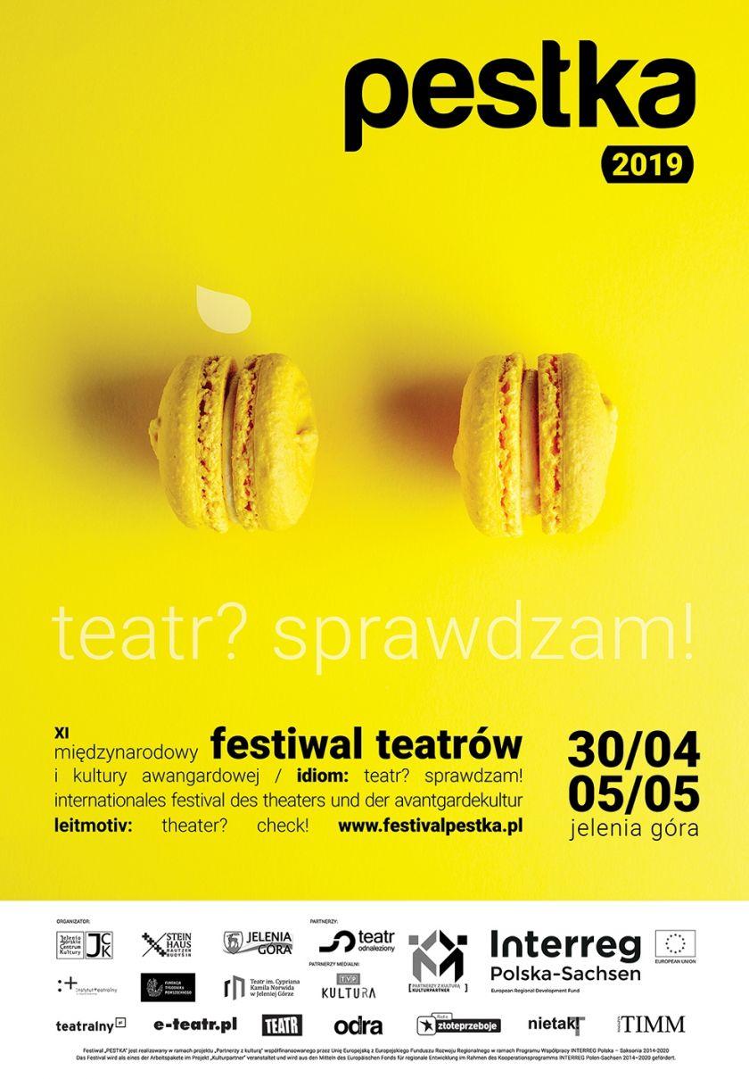 Międzynarodowy Festiwal Teatrów i Kultury Awangardowej PESTKA 2019