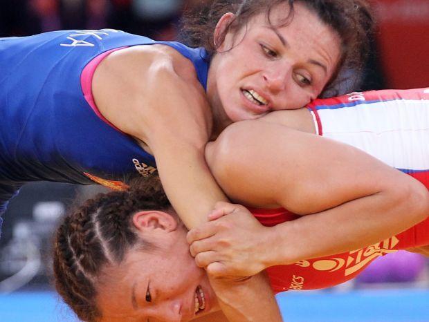 Iwona Matkowska pożegnała się z turniejem (fot. PAP/EPA)