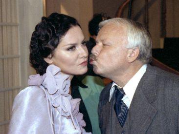 Scena ze spektaklu (fot. TVP)
