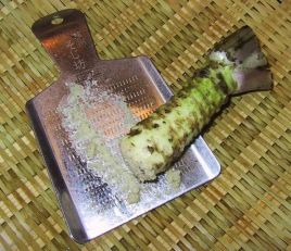 Wasabi from Radom is of no worse quality than Japanese. Photo: Wikipedia