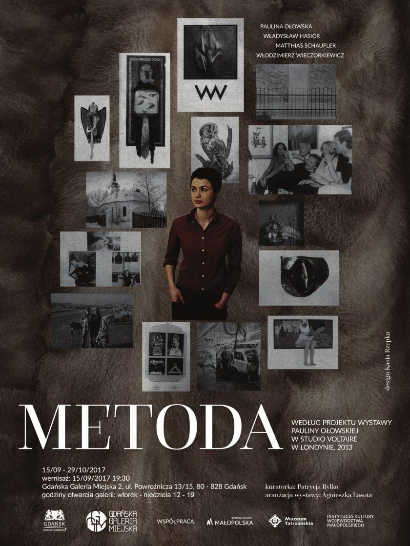 'Metoda'  Wystawa wg Projektu Pauliny Ołowskiej w Studio Voltaire w Londynie, 2013