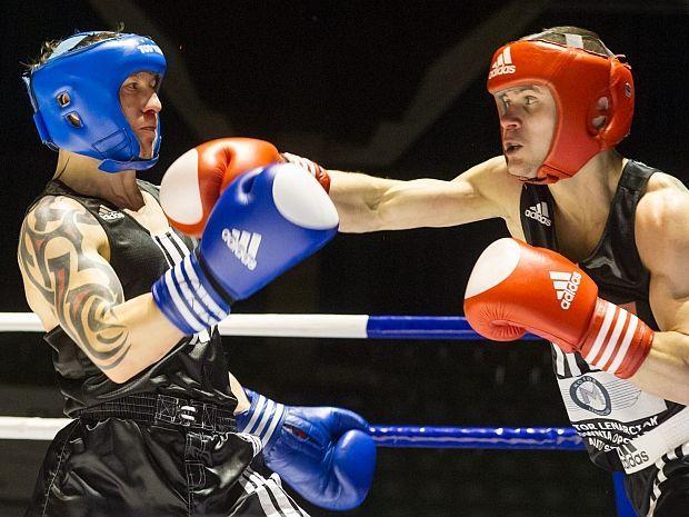 Rafał Kaczor (L) walczył w Pekinie, ale w Londynie go nie zobaczymy (fot. PAP/EPA)
