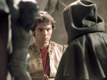 Krzysztof Kolberger jako Romeo (fot. TVP)