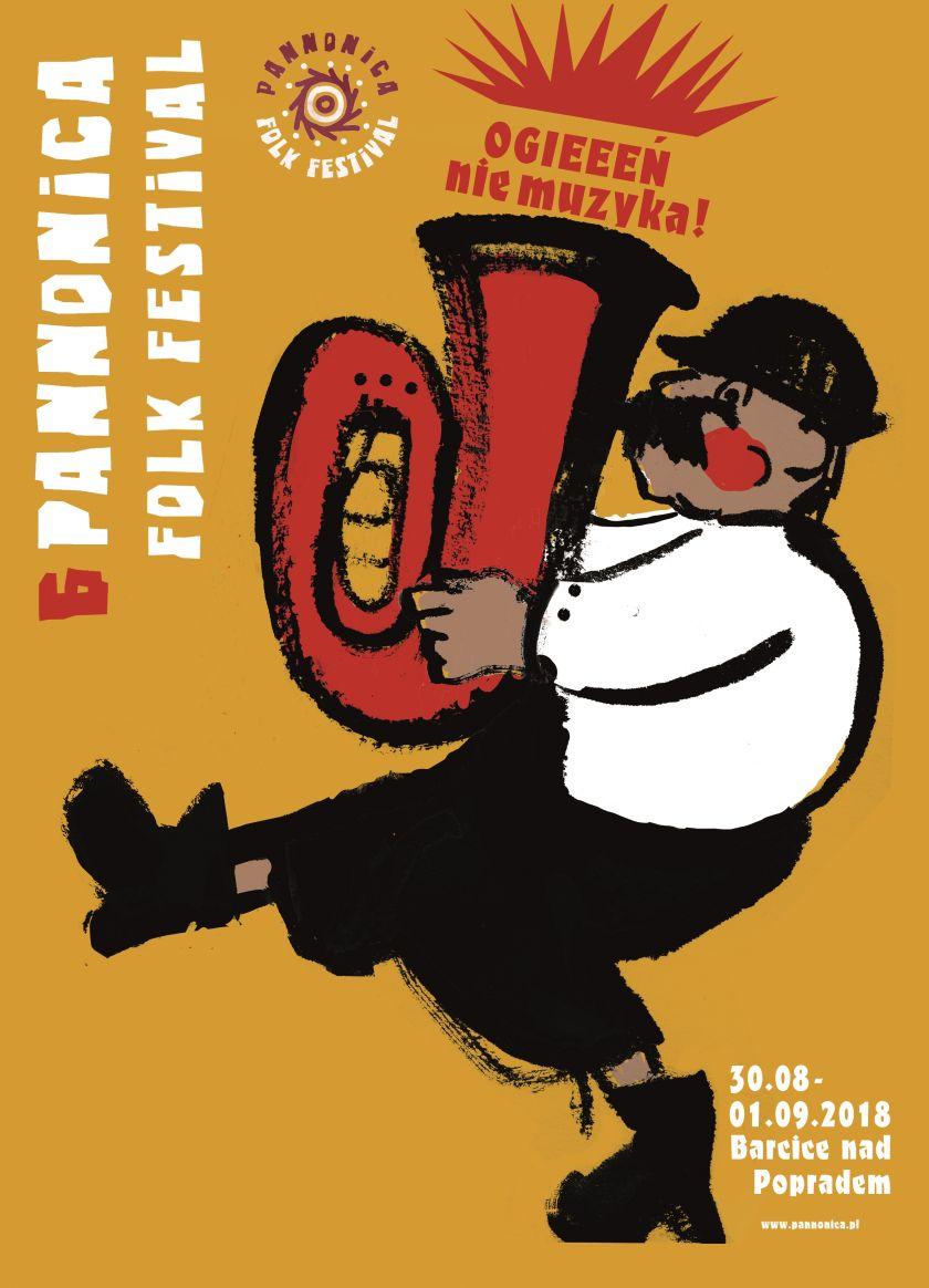 6. edycja Pannonica Folk Festival