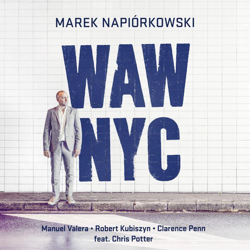 Premiera płyty Marka Napiórkowskiego