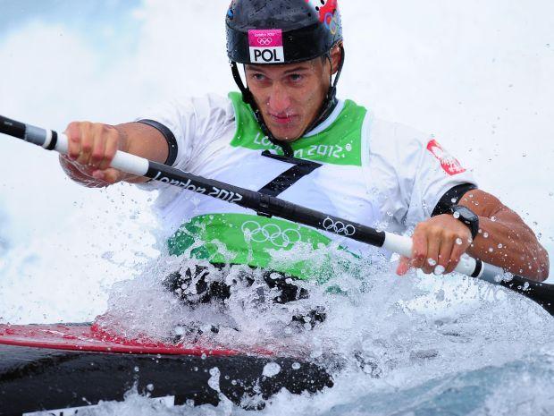 Polaczyk był o krok od medalu (fot. Getty Images)