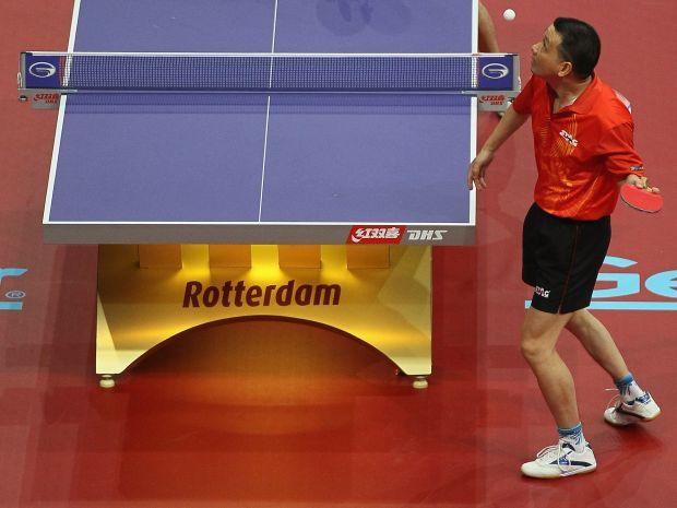 He Zhi Wen jest nadal w bardzo dobrej formie (fot. Getty Images)