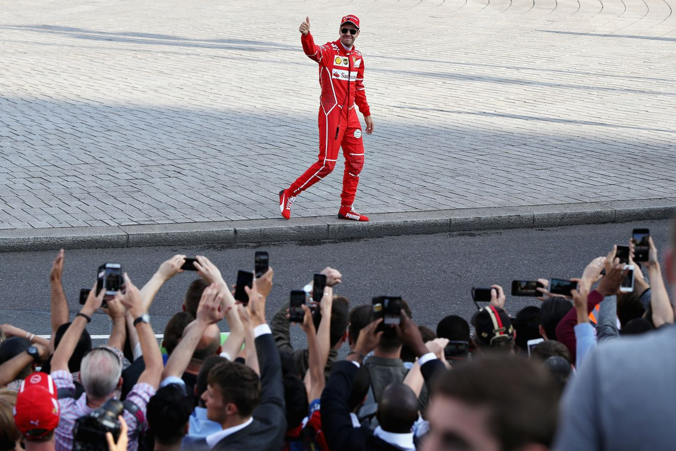 (fot. Mark Thompson/Getty Images for Formula 1)