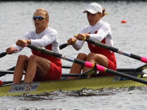 Magdalena Fularczyk i Julia Michalska spokojnie wpłynęły do finału (fot. Getty Images)