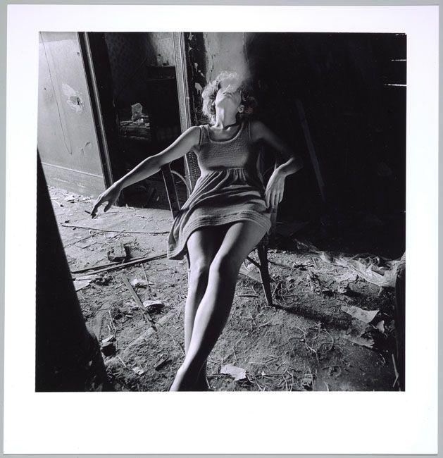 fot. Wojciech Plewiński, z cyklu Dziewczyny, 1968, materiały MHF