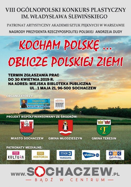 <b>VIII Ogólnopolski Konkurs Plastyczny im. Władysława Ślewińskiego w Sochaczewie</b>