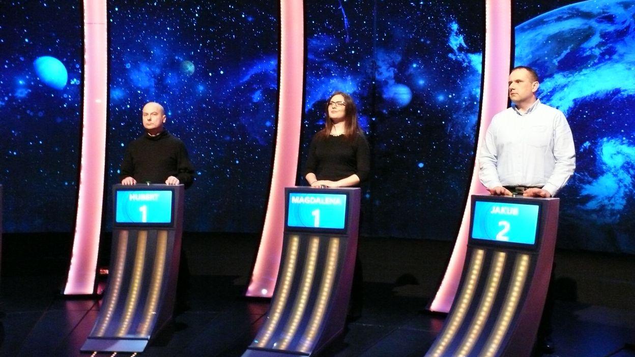 Do finałowej rozgrywki zakwalifikowała się trójka spośród dziesięciu zawodników