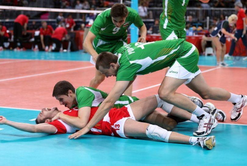 Wielka radość ekipy z Bałkanów (fot.Getty Images)