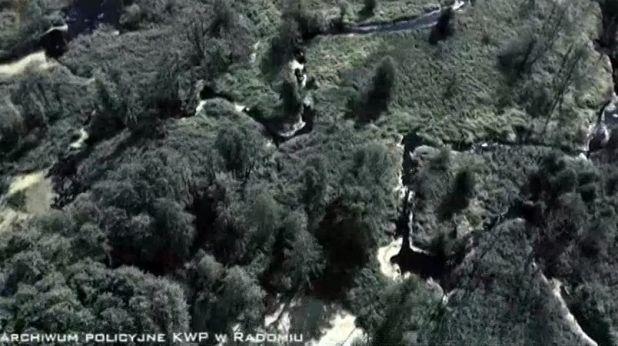 Płetwonurkowie odnaleźli ciało mężczyzny we wsi Kijanka